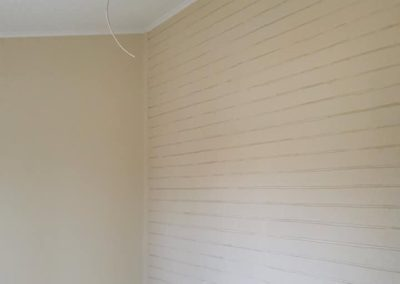 Smoke or water damage - Cornish Painting and Decorating can take care of it.